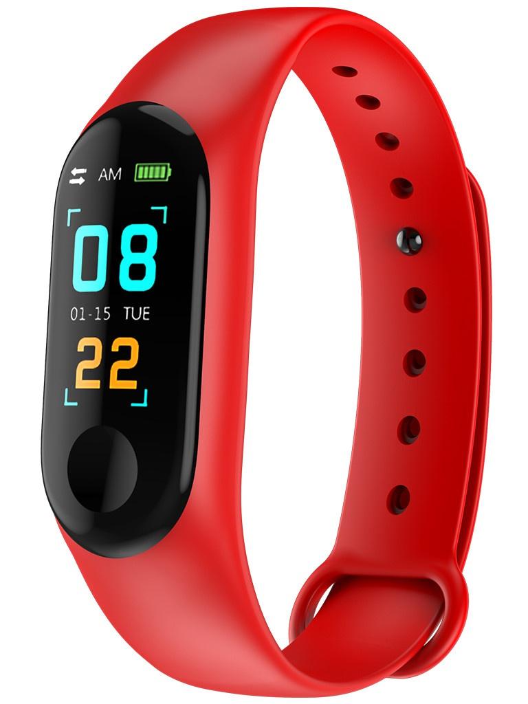 Умный браслет Smarterra Fitmaster Color SMFT-C01R