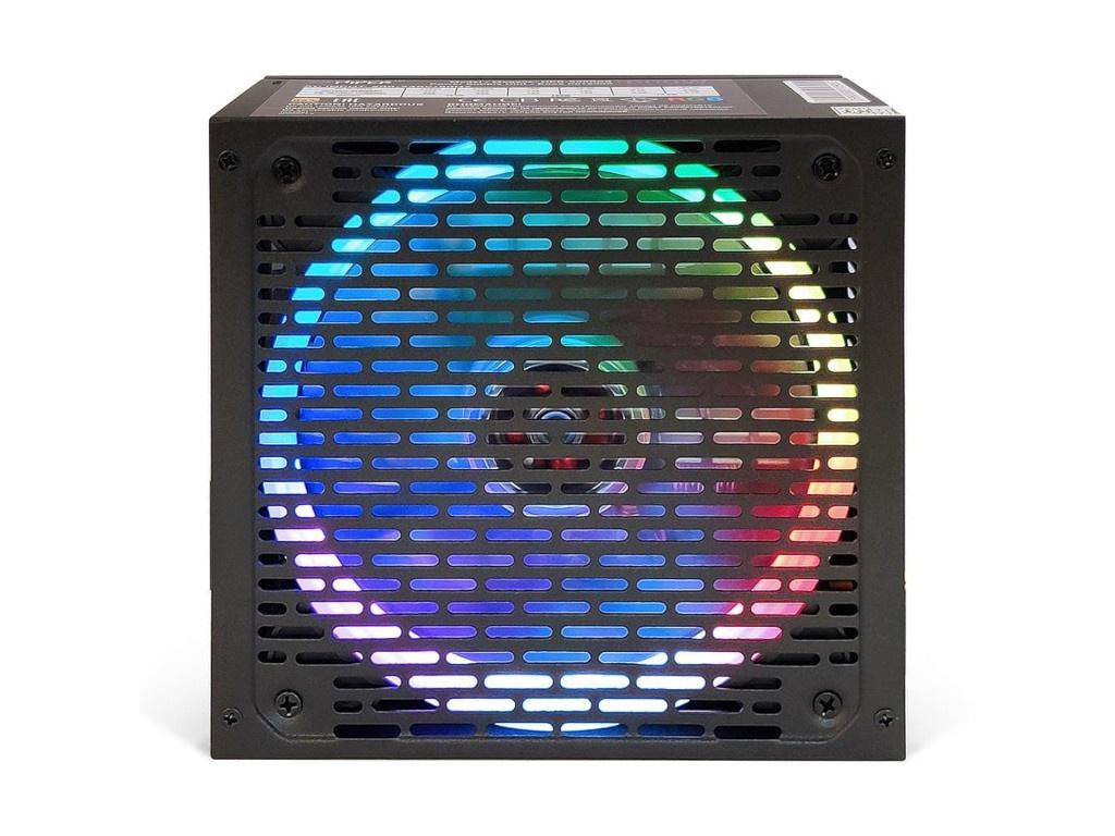 Блок питания Hiper HPB-650RGB 650W Black