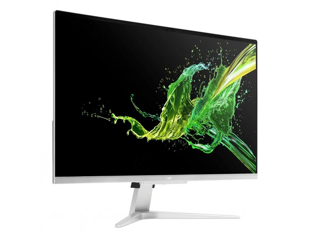 Моноблок Acer Aspire C27-962 DQ.BDPER.002 (Intel Core i5-1035G1 1.0 GHz/8192Mb/256Gb SSD/nVidia GeForce MX130 2048Mb/Wi-Fi/Bluetooth/27.0/1920x1080/Endless OS)