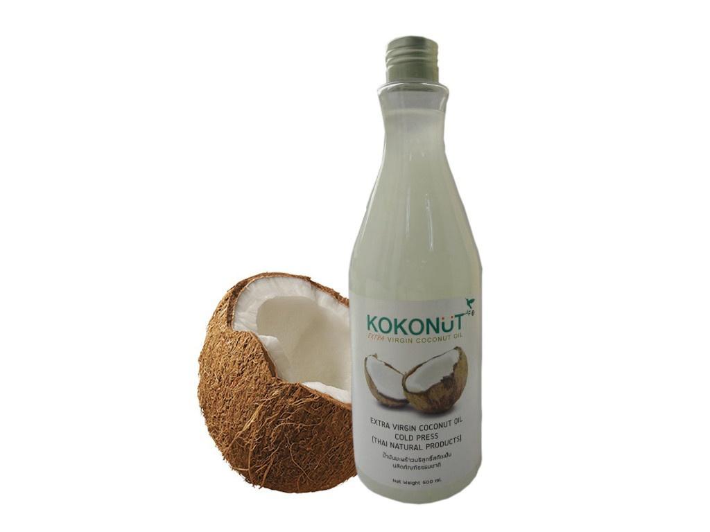 Средство для ухода за телом Coconut Экстра Премиум 100% Масло кокосовое 500ml 0024