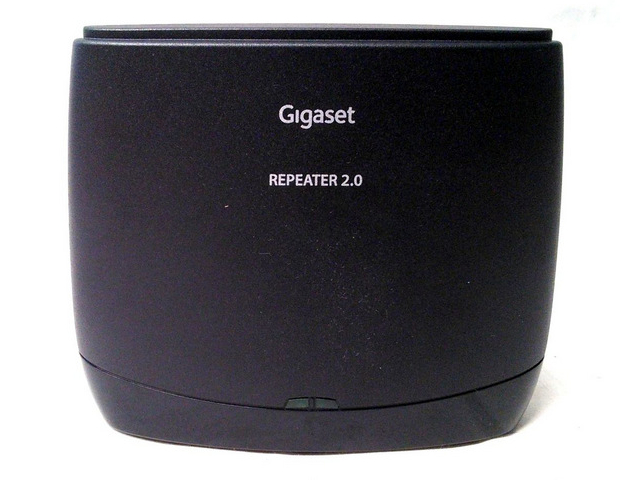 Аксессуар Gigaset Repeater 2.0 Black