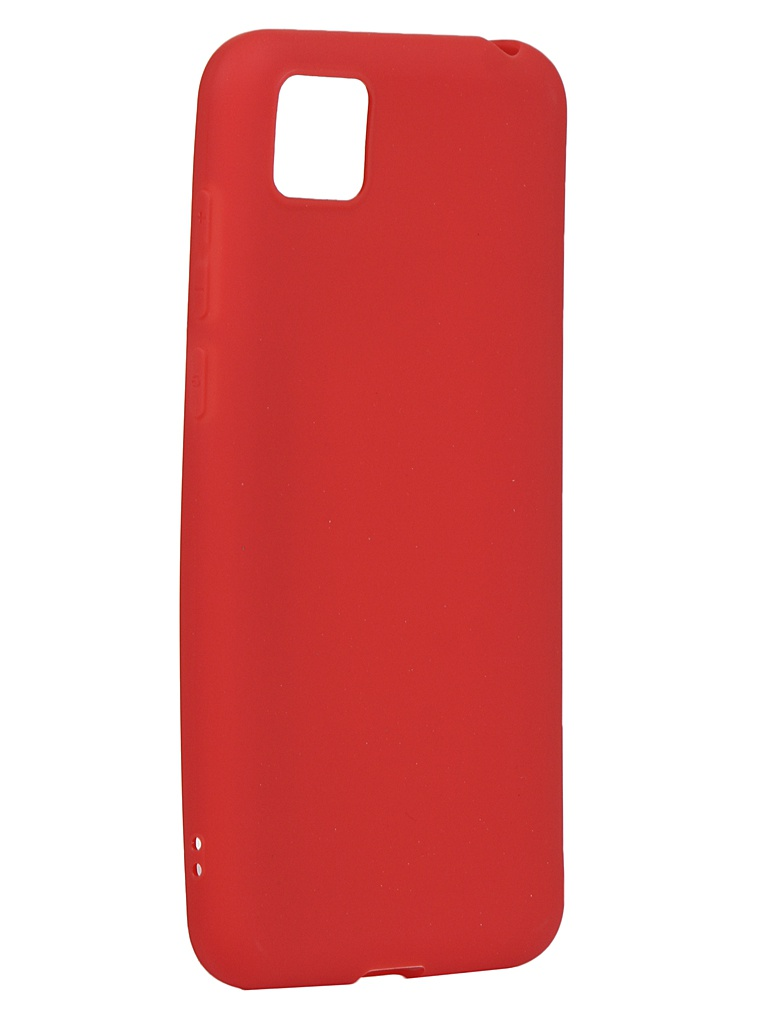 Чехол Zibelino для Honor 9S / Huawei Y5p Soft Matte Red ZSM-HUA-9S-RED