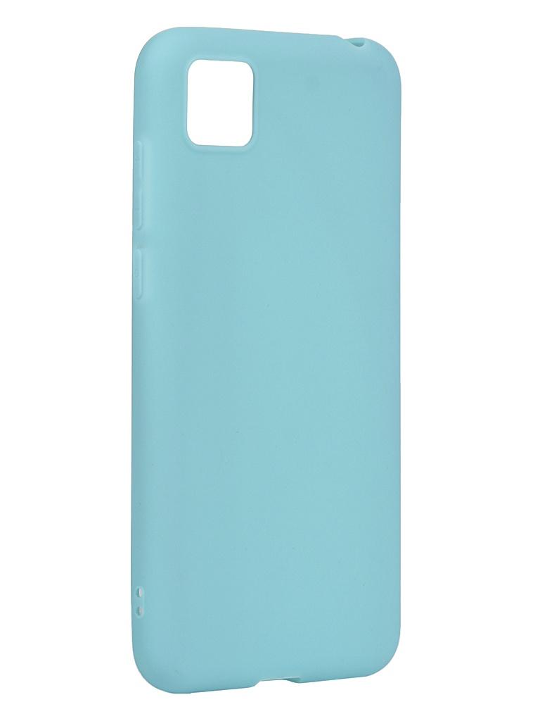 Чехол Zibelino для Honor 9S / Huawei Y5p Soft Matte Turquoise ZSM-HUA-9S-TQS