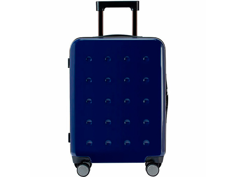 Чемодан Xiaomi Ninetygo Polka Dots Luggage 24 Blue
