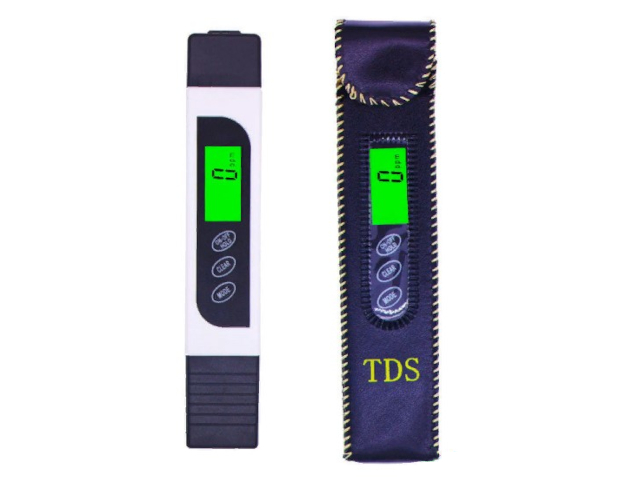 TDS/EC метр ИНКОМК Ива-Тест + чехол с подсветкой экрана