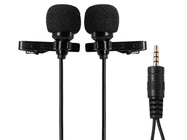 Микрофон Ulanzi DualMic-6M 14256