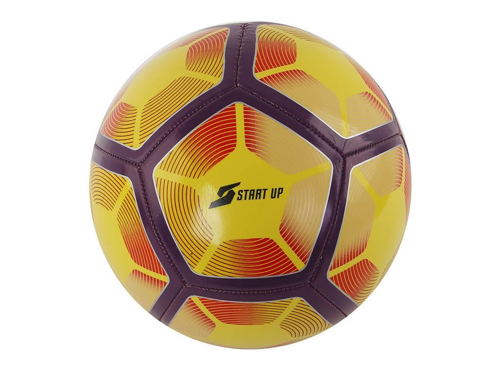 Мяч Start Up E5126 №5 Yellow-Violet
