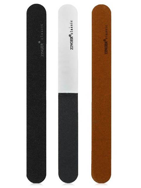 Маникюрный набор Zinger SIS-16 16940\0 маникюрный набор zinger sis 10 2010