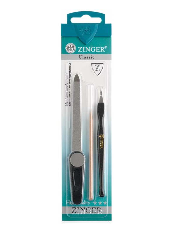 Маникюрный набор Zinger SIS-10 2010