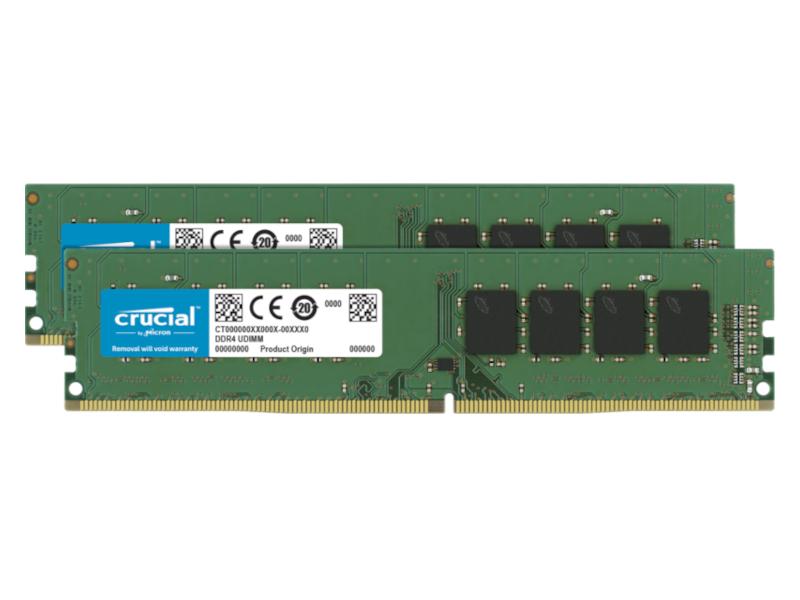 Модуль памяти Crucial CT2K8G4DFS832A