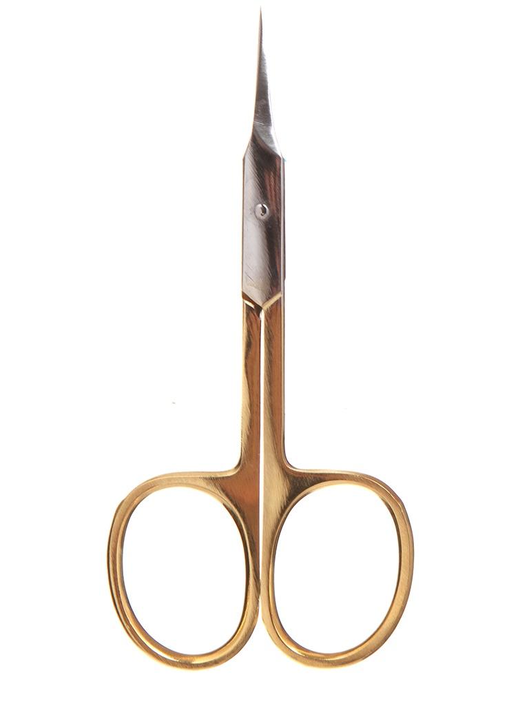 Маникюрные ножницы Zinger В-118-HG-SH 100421 ножницы для ногтей ручная заточка zinger b 116 hg