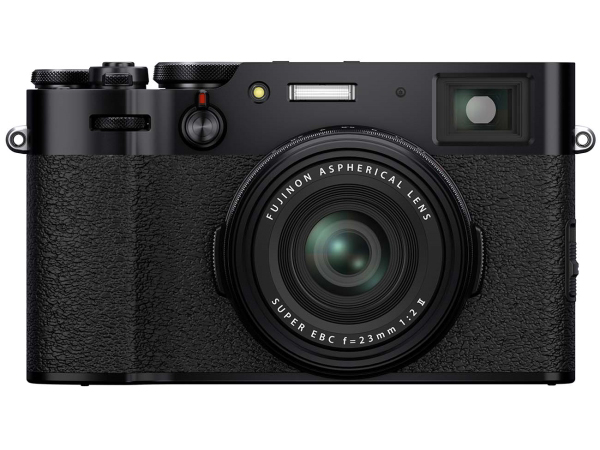 Фотоаппарат Fujifilm X100V Black фотоаппарат fujifilm finepix xp140 dark silver