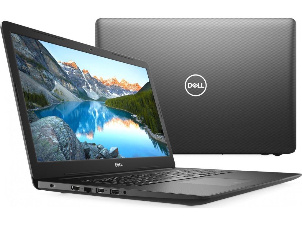 Ноутбук Dell Inspiron 3793 Black 3793-8727 Выгодный набор + серт. 200Р!!!(Intel Core i3-1005G1 1.2 GHz/8192Mb/256Gb SSD/DVD-RW/Intel HD Graphics/Wi-Fi/Bluetooth/Cam/17.3/1920x1080/Linux) ноутбук dell inspiron 3582 3582 3351 intel pentium n5000 1 1 ghz 4096mb 1000gb dvd rw intel hd graphics wi fi cam 15 6 1366x768 linux