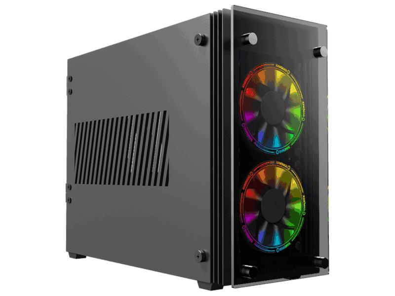 Корпус GameMax Stratos ITX