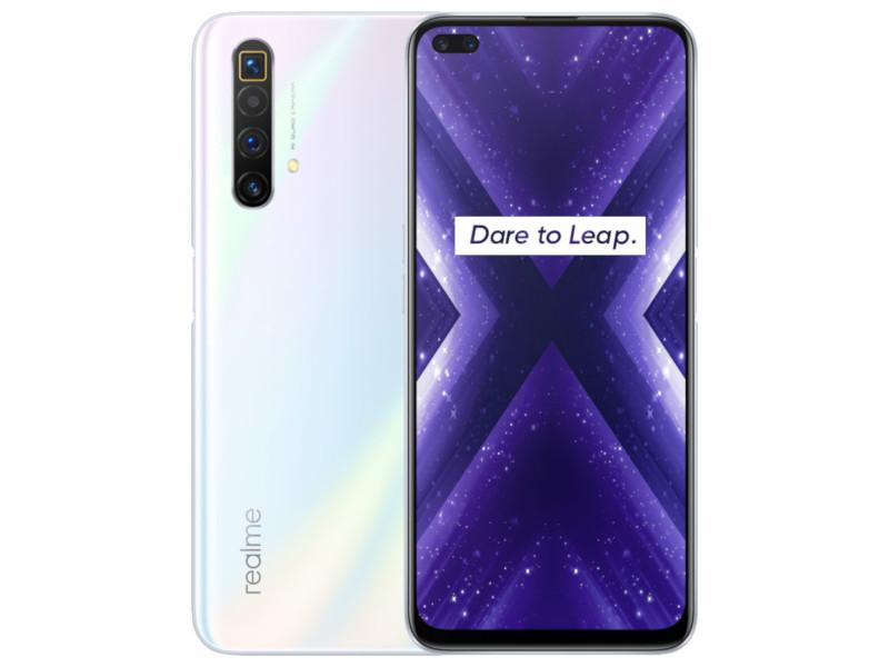 Сотовый телефон realme X3 Superzoom 8/128GB White сотовый телефон realme 6 8 128gb lte blue