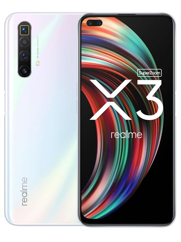 Сотовый телефон Realme X3 12/256Gb White