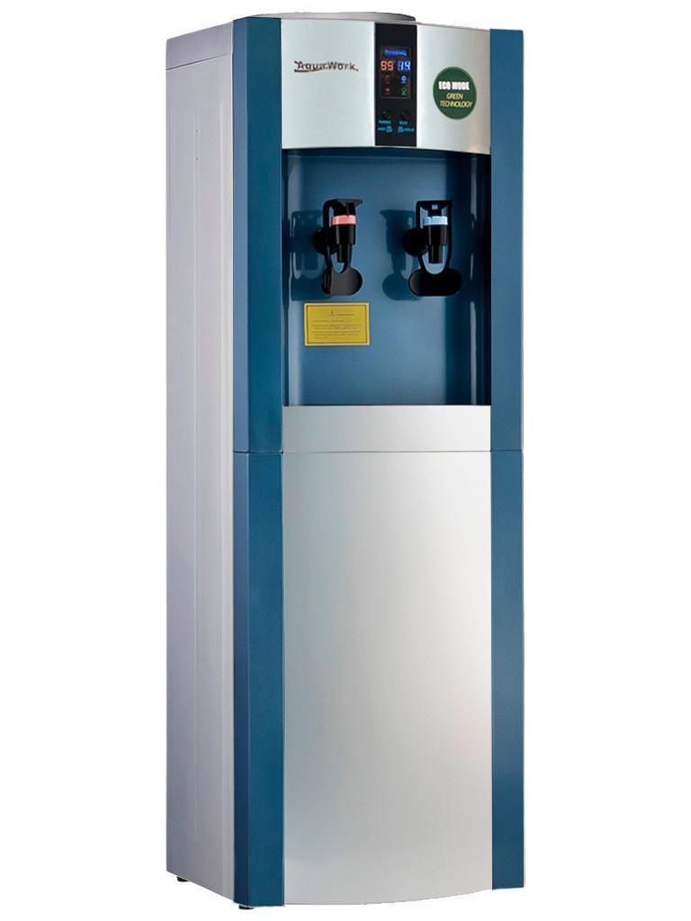 Кулер Aqua Work 16-LD/EN-ST Silver-Blue