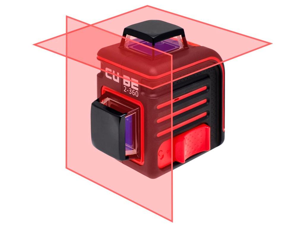 Нивелир ADA instruments CUBE 2-360 Basic Edition (А00447)