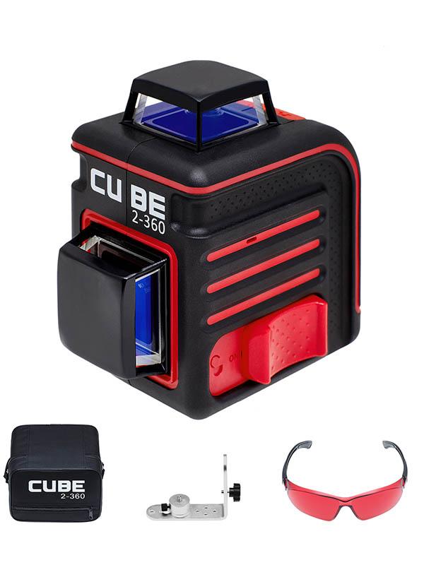 Нивелир ADA instruments CUBE 2-360 Home Edition (А00448)