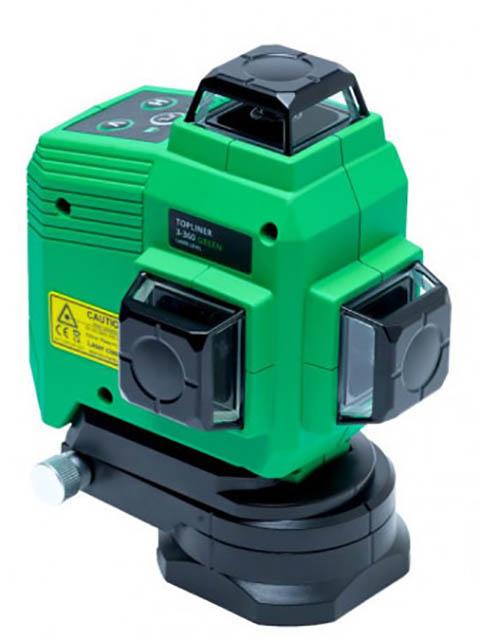 Нивелир ADA instruments TOPLINER 3x360 GREEN (А00507)