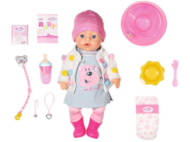 Кукла Zapf Creation Baby Born Стильная Весна 826-690
