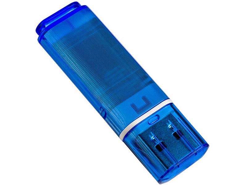 USB Flash Drive 64Gb - Perfeo C13 Blue PF-C13N064 usb flash drive 16gb perfeo c13 blue pf c13n016