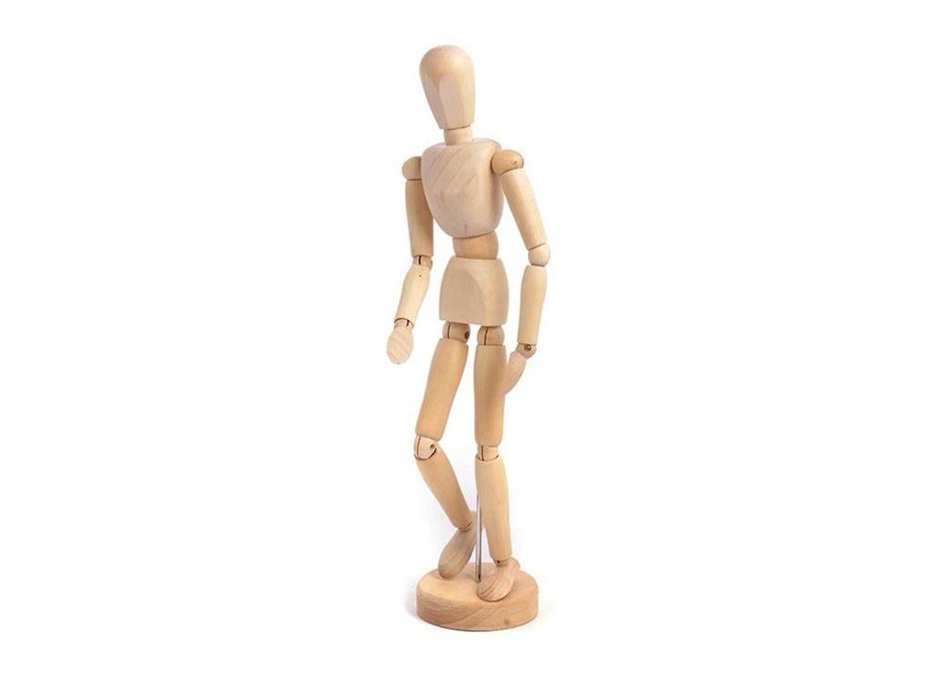Художественный манекен Малевичъ мужской 30cm 195012
