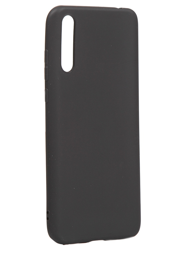 Чехол Neypo для Huawei Y8p 2020 Soft Matte Silicone Black NST17594