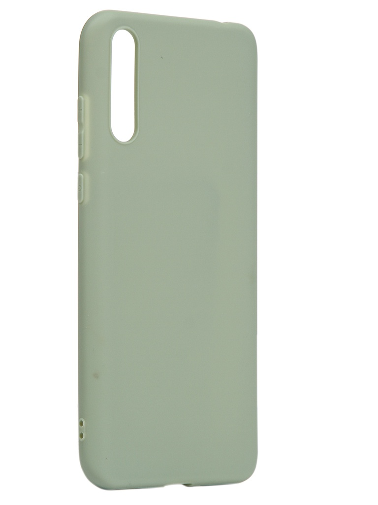 Чехол Neypo для Huawei Y8p 2020 Soft Matte Silicone Olive NST17597