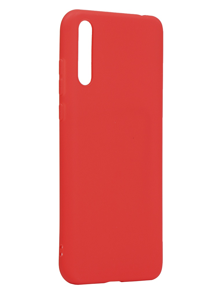 Чехол Neypo для Huawei Y8p 2020 Soft Matte Silicone Red NST17598