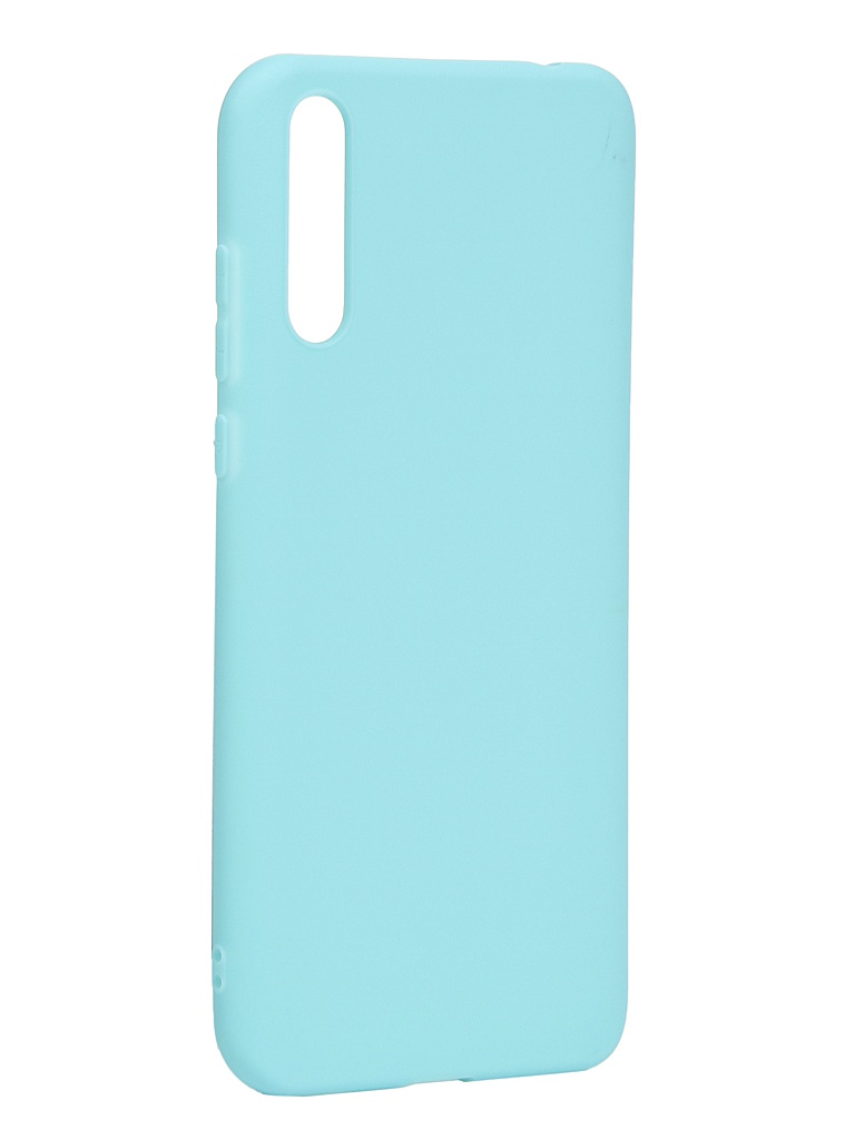 Чехол Neypo для Huawei Y8p 2020 Soft Matte Silicone Turquoise NST17600