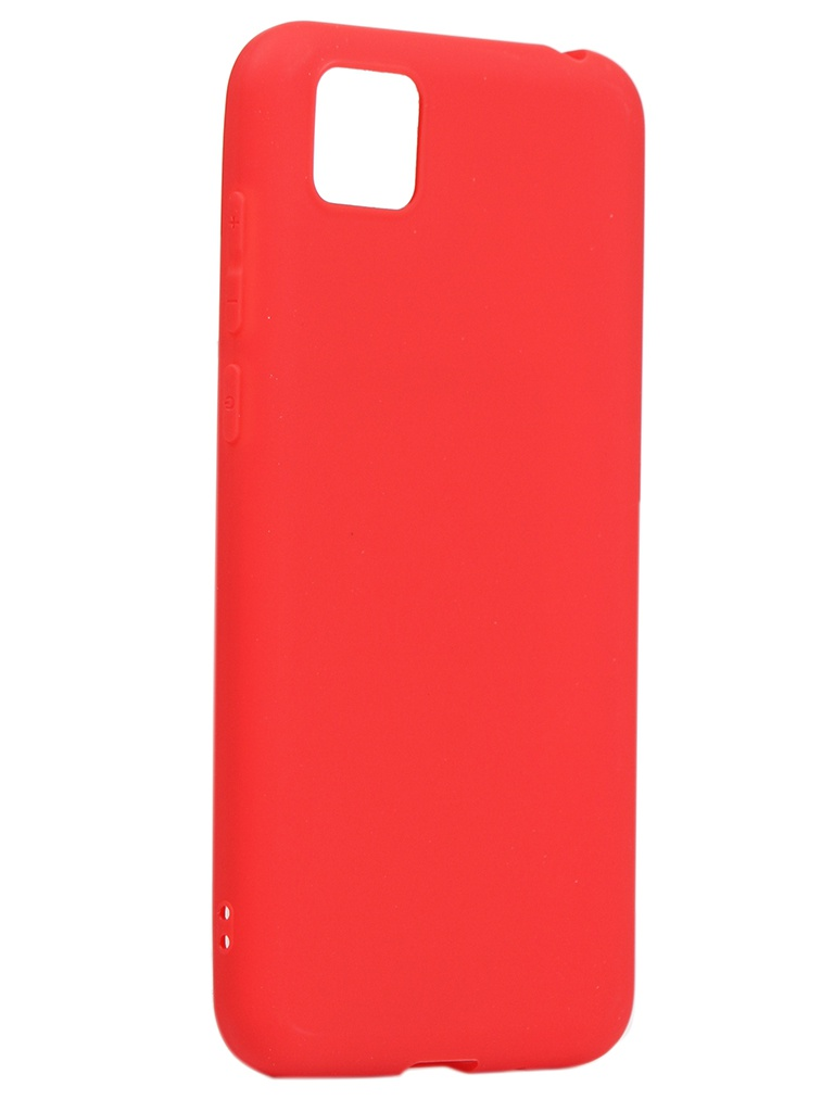 Чехол Neypo для Huawei Honor 9S/Y5p Soft Matte Silicone Red NST17574