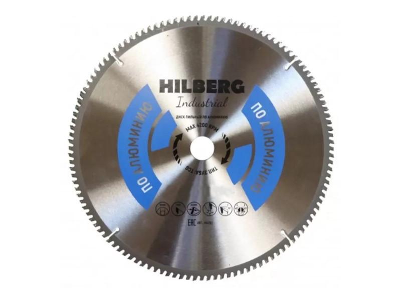 Диск Trio Diamond Hilberg Industrial HA255 пильный по алюминию 255x30mm 100 зубьев