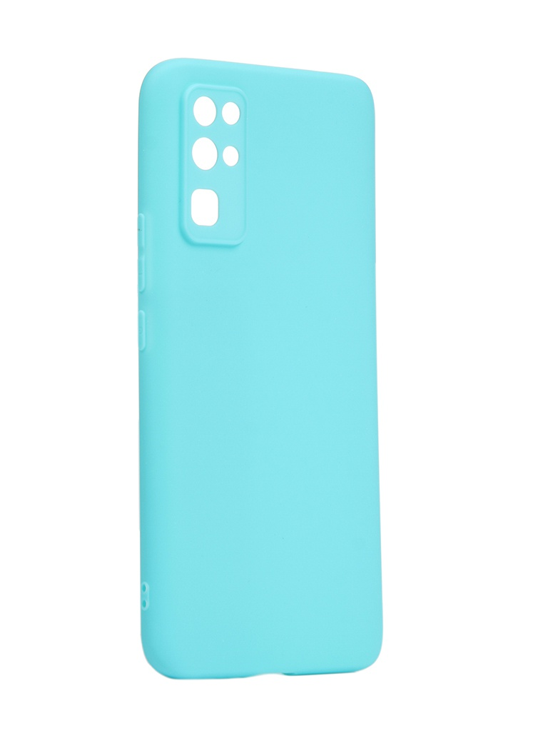 Чехол Neypo для Huawei Honor 30 Soft Matte Silicone Turquoise NST17609
