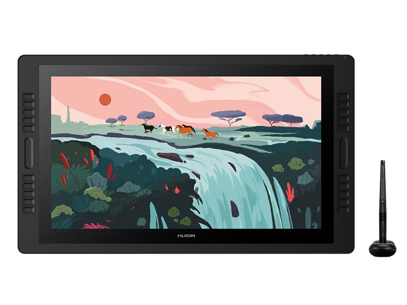 Фото - Графический планшет Huion Kamvas Pro 24 интерактивный дисплей huion kamvas pro 22 черный