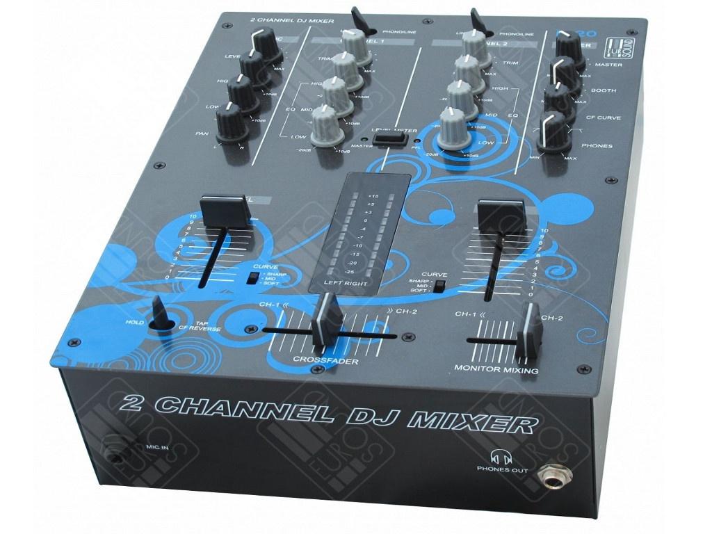 Пульт Eurosound M-20