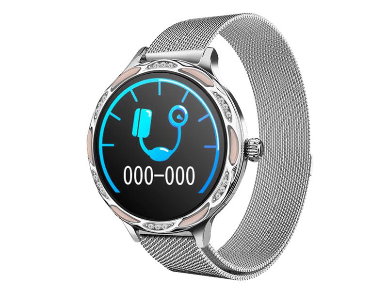 Умные часы ZDK Style 9 Silver