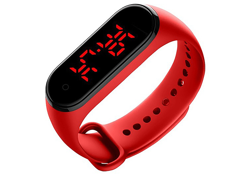 Умный браслет ZDK Band 10 Red