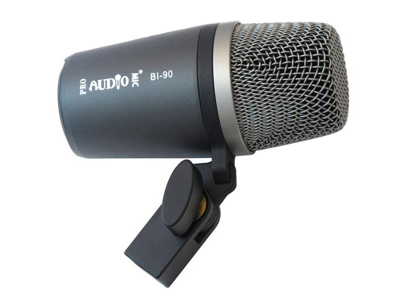 Фото - Микрофон ProAudio BI-90 легкодоступное железо джентл айрон 90 капсул solgar минералы