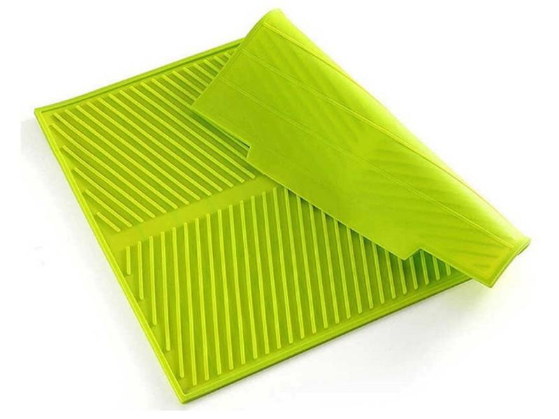 Коврик для сушки посуды ZDK Green Sil_0002