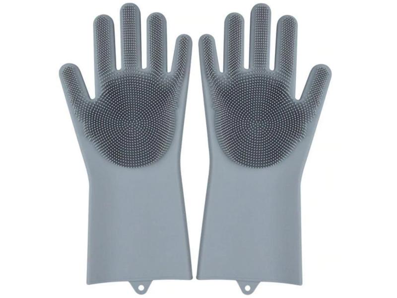 Силиконовые перчатки ZDK Grey Sil_0012