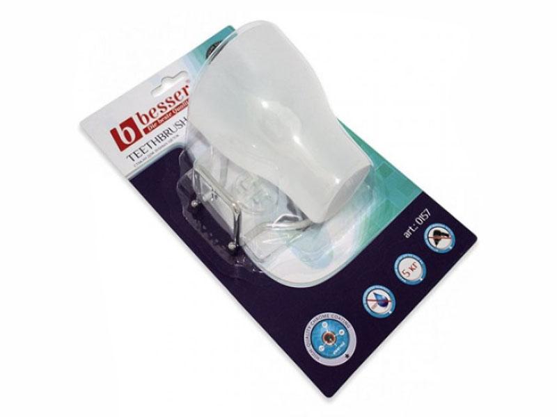 Стакан для зубных щеток Besser 0157