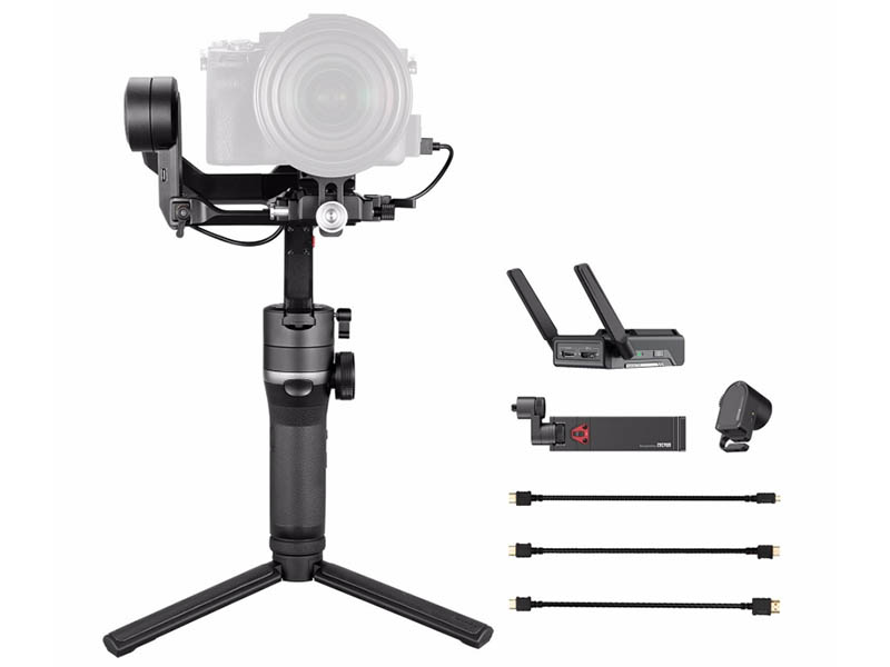 Стабилизатор Zhiyun Weebill-S Image Transmission Pro Package C000215