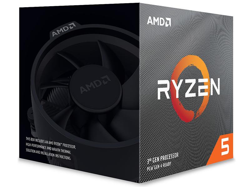 Процессор AMD Ryzen 5 3600XT (3800MHz/AM4/L3 32768Kb) 100-100000281 BOX