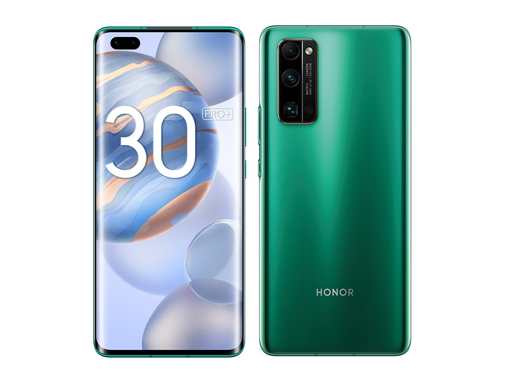 Сотовый телефон Honor 30 Pro+ 8/256Gb Emerald Green