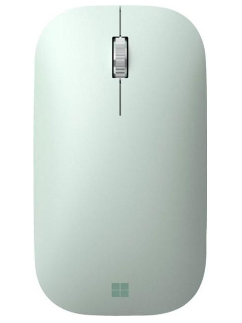 Мышь Microsoft Modern Light Green KTF-00027