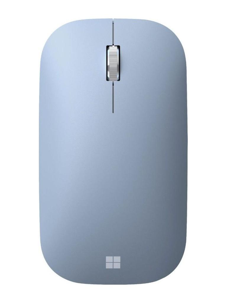 Мышь Microsoft Modern Light Blue KTF-00039