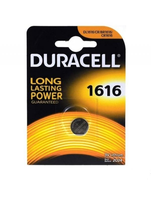 Батарейка CR1616 - Duracell DR CR1616/1BL