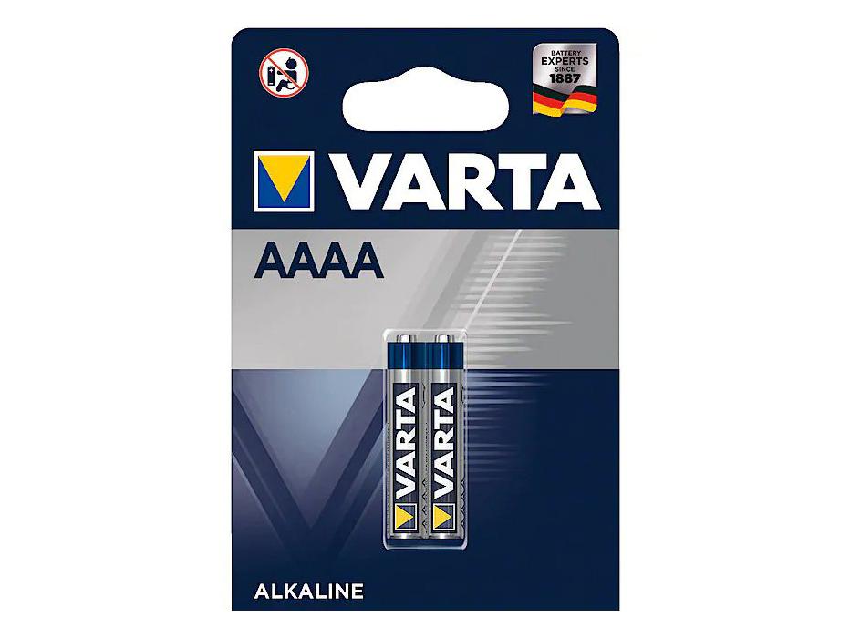 Батарейка AAAA - Varta AAAA/2BL LR61 LR8D425