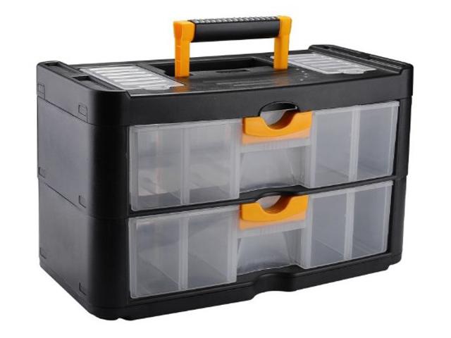 Ящик для инструментов Deko DKTB19 40x20x24cm 065-0824 ящик для инструментов deko dktb34 065 0839